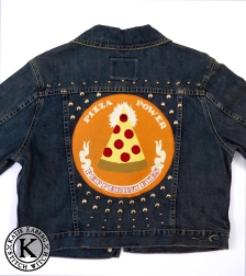 PIZZA POWER JACKET